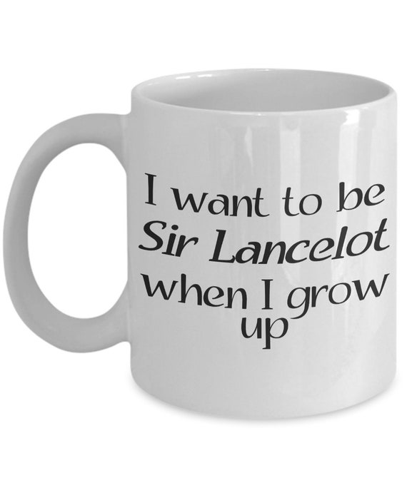 Lancelot Idea Coffee For King Tea Cup Fans Sir Things All KnightlyChivalric ArthurCamelotThe TableAnd Mug Gift Of Round 6vmybfI7Yg