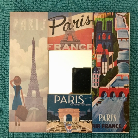 Air France 1 Vintage Miroir 56mm