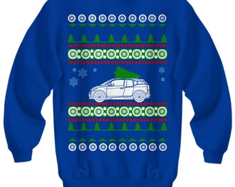 Ugly Christmas Bmw Etsy