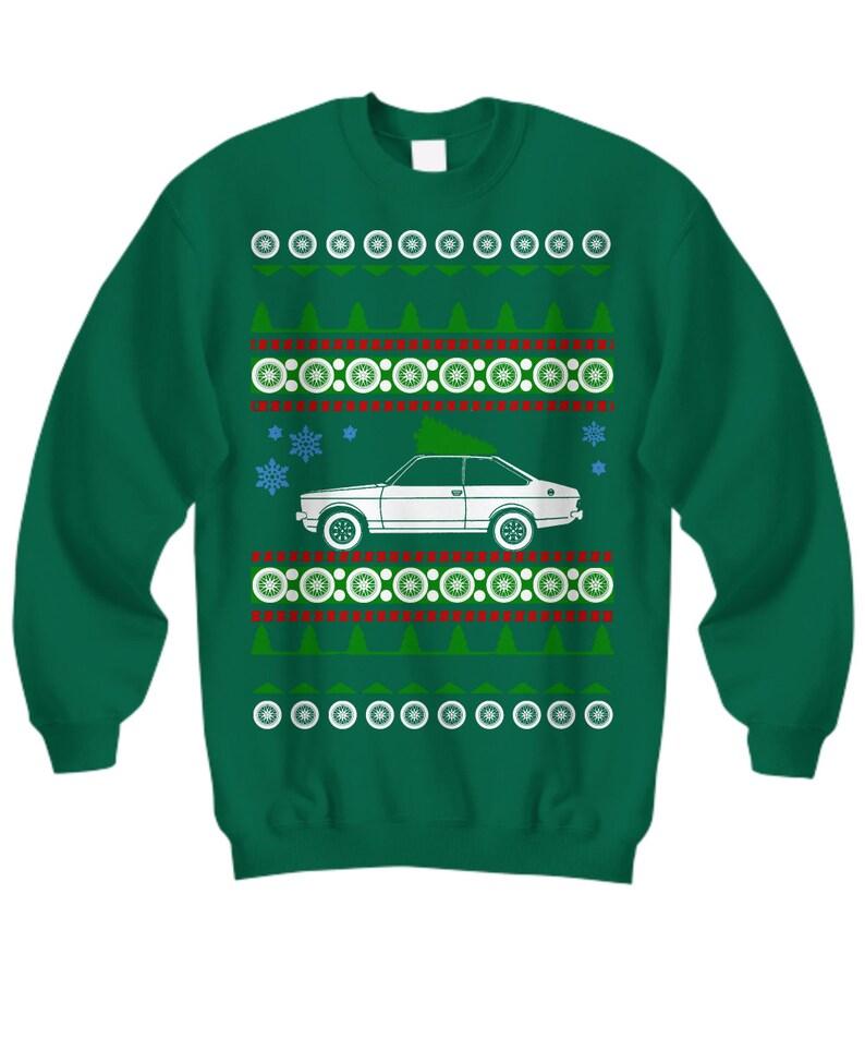 Green ford escort 1600