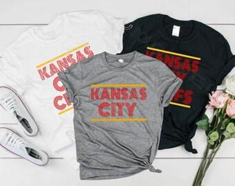Kansas City Shirt- unisex T-shirt - chiefs shirt