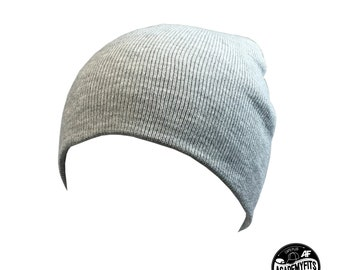 AcademyFits Quality Warm Soft Knit Winter Beanie Cuffless 9