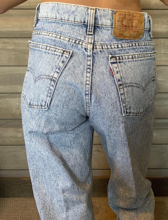Vintage Levis Jeans   550 Denim Jeans   Relaxed fi