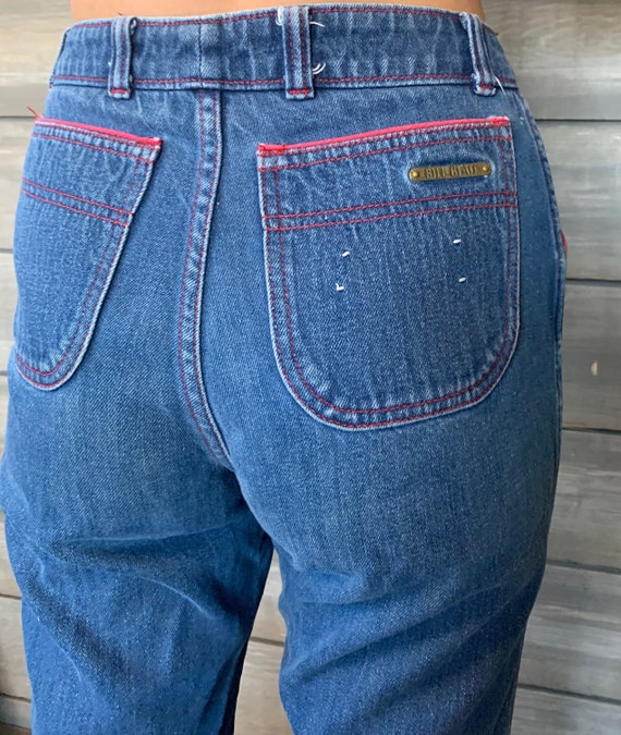 Vintage Bill Blass Jeans | Vintage Denim Jeans | 1