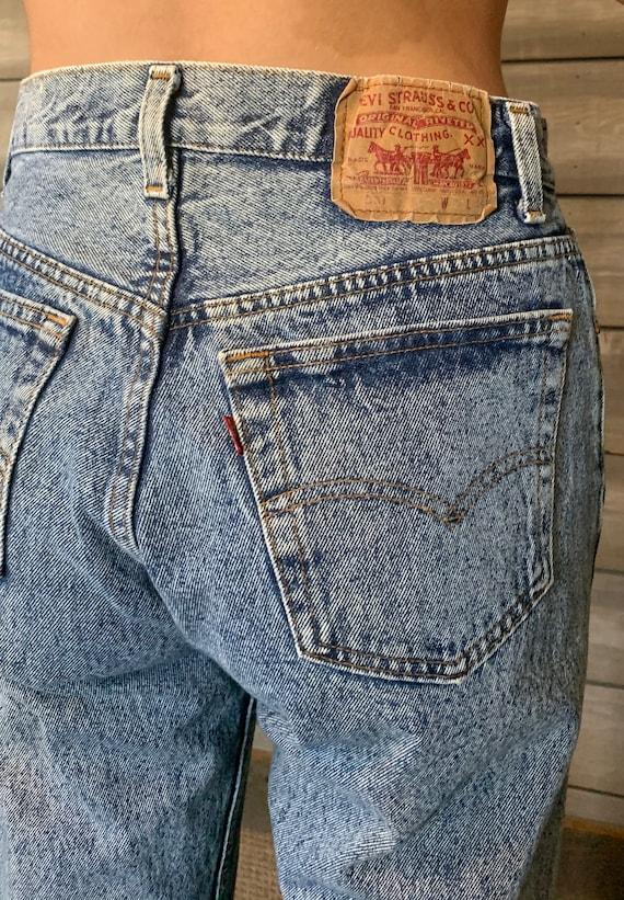 Vintage Levis Jeans | 501 Denim Jeans | Relaxed f… - image 2