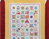 Sale Sale FARM GIRL VINTAGE Mix and Match Blocks Spiral-bound By- Lori Holt of Bee in My Bonnet