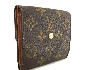 Vintage Louis Vuitton Wallet Etsy