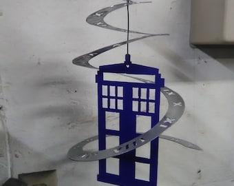 Wind spinner, Doctor Who inspired