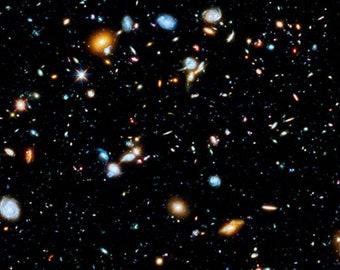 HUBBLE SPACE TELESCOPE STAR BIRTH IN GALAXY M83 POSTER PRINT ART 418PYA
