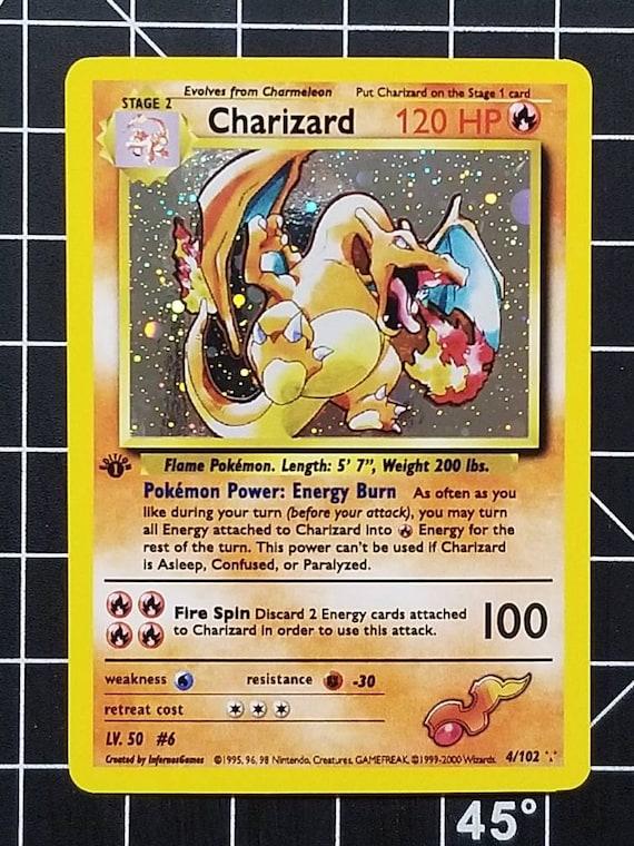1st Edition Cosmos Holo Rare Reaper Gengar Vintage WOTC Style Pokemon Card