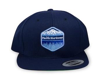 27172869cce00 PNW Snapback Hat