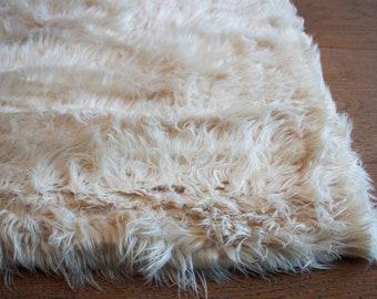 Faux Deer Rug Faux Larger Rug Animal Fur Skin Carpets Hide Area Rugs 71/'/'x61/'/'