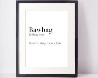 Scottish slang | Etsy