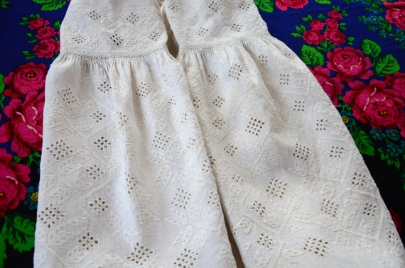 COLLECTIBLE Ukrainian dress!!! Unique cutting wor… - image 1