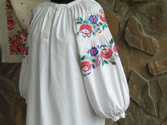 So beautiful rare vintage shirt!!! Antique shirt A