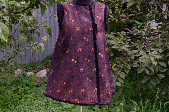 Rare rips antique vest!!! Rare Ukrainian vest Ukra