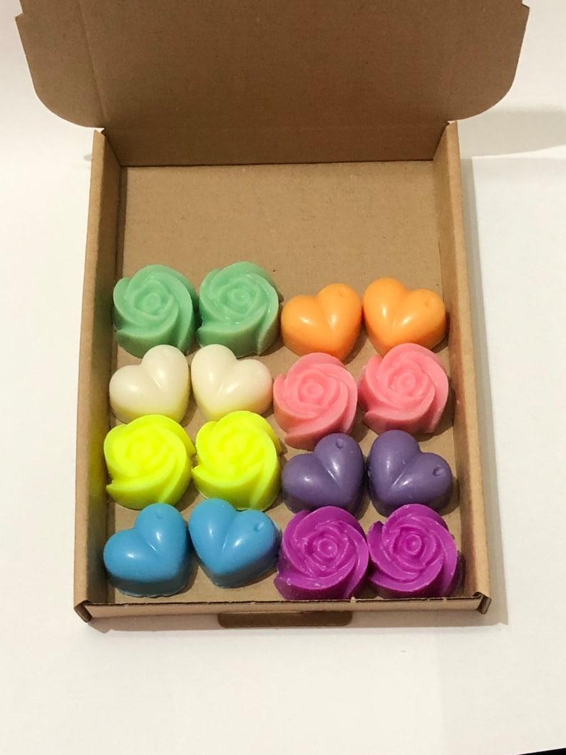 Zoflora inspired wax melts box of 16