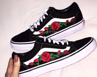 9bf71a0b803 Old Skool Rose Vans