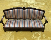 Miniature Sofa Louis XV Period