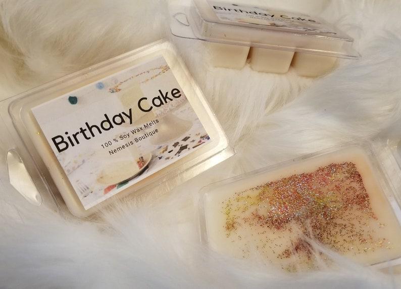 100/% Soy Wax Melts Birthday Cake