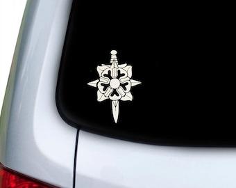 Central Intelligence Agency CIA Seal Sticker Decal clandestine Car Bumper Decor