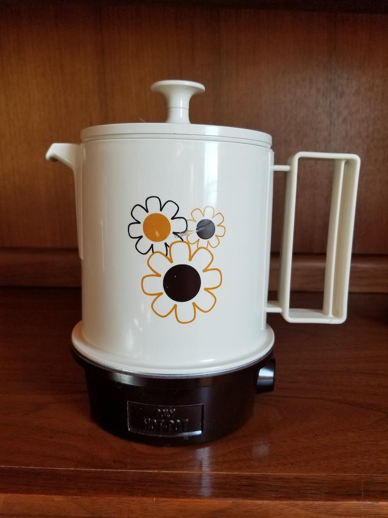 Retro Poly Hot Pot 5 cup