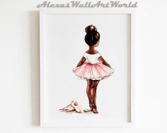 Ballerina Nursery Etsy