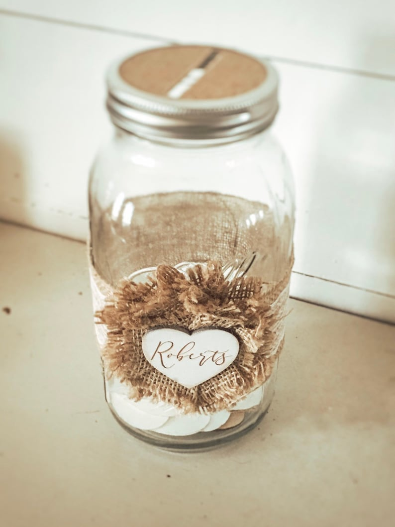 What's a memory jar and how can it help my child? | Esty memory jar