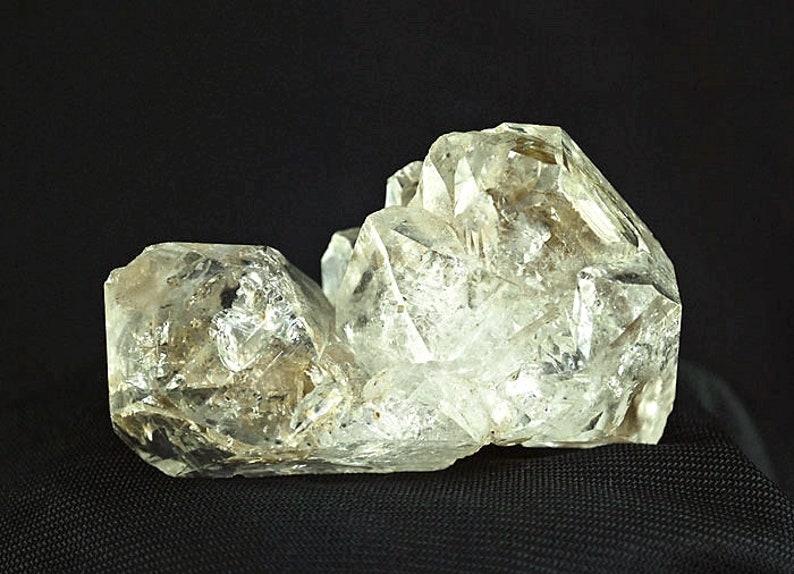 Smoky Herkimer Diamond Cluster