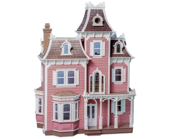Beacon Hill Dollhouse Kit by Greenleaf Dollhouses