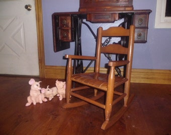Remarkable 1950S Childs Chair Etsy Spiritservingveterans Wood Chair Design Ideas Spiritservingveteransorg