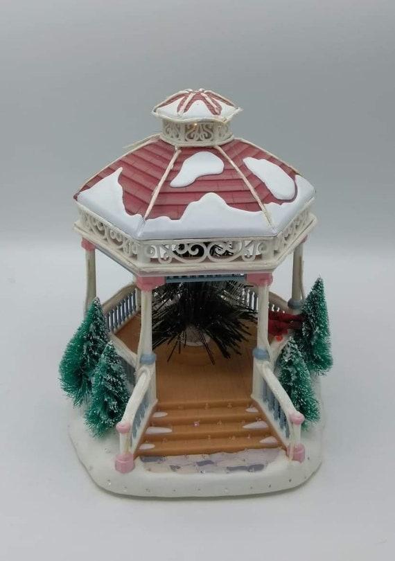 Avon Fiber Optic Gazebo Christmas Decoration