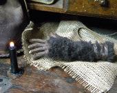 Monkey's Paw Cursed Relic Oddity prop/novelty