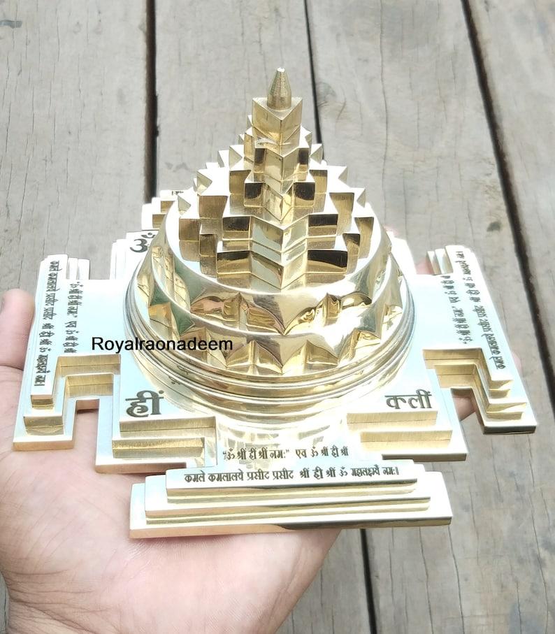 Pyramid Yantra Benefits