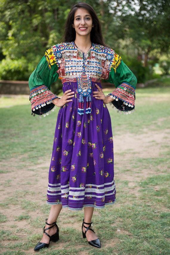 afghani dress, banjara dress, banjara dress, triba