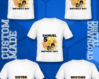 82a28b0f Emoji Family Iron On Transfer, Emoji Family Birthday Shirt, Emoji Family  Shirt, Personalize, Digital Files