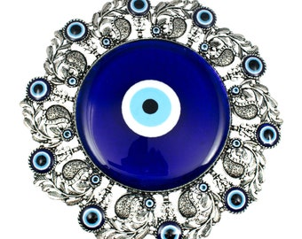 20 CM Mevlana MEVLEVI Whirling Dervish TURKISH GLASS EVIL EYE LUCKY HANGING