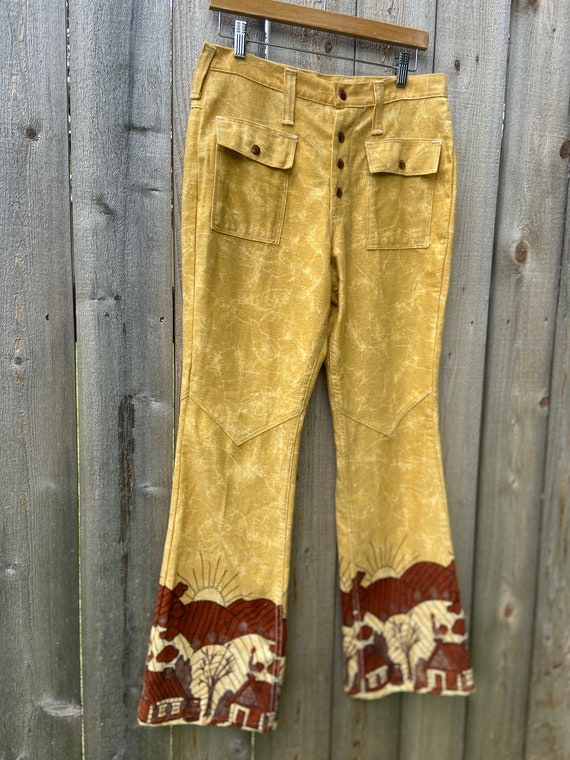 DEADSTOCK Vintage Maverick Western Wear Pants
