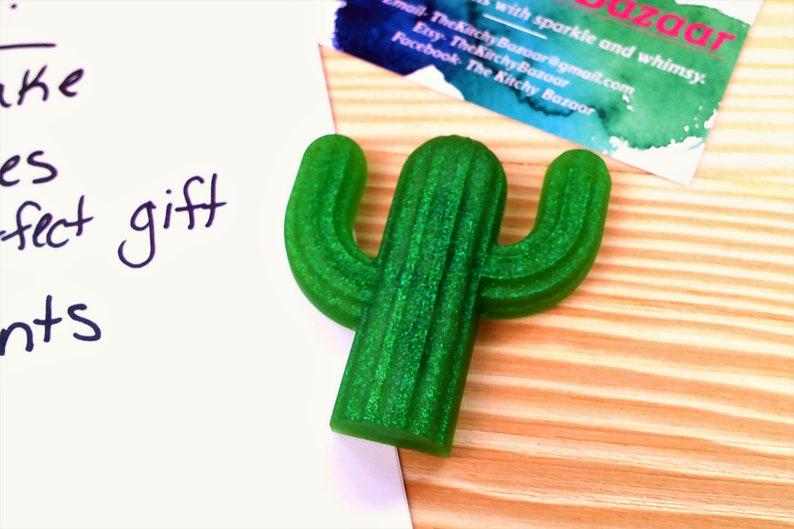 cacti nature decor 3D cactus fridge magnet cactus decor 3D magnets gift under 10 nature magnets green 3D cactus refrigerator magnet