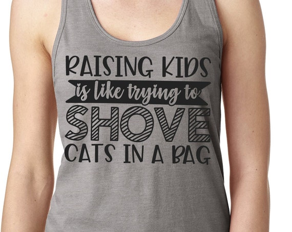 Shirt - Raising Cats