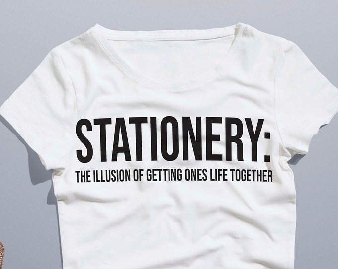 Stationery Definition