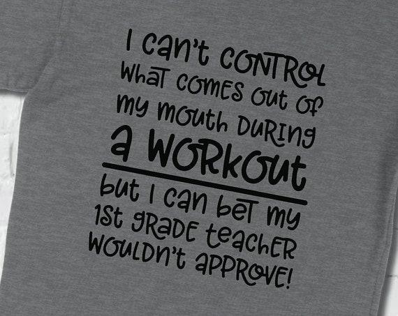 Workout Shirt - 1st Grade