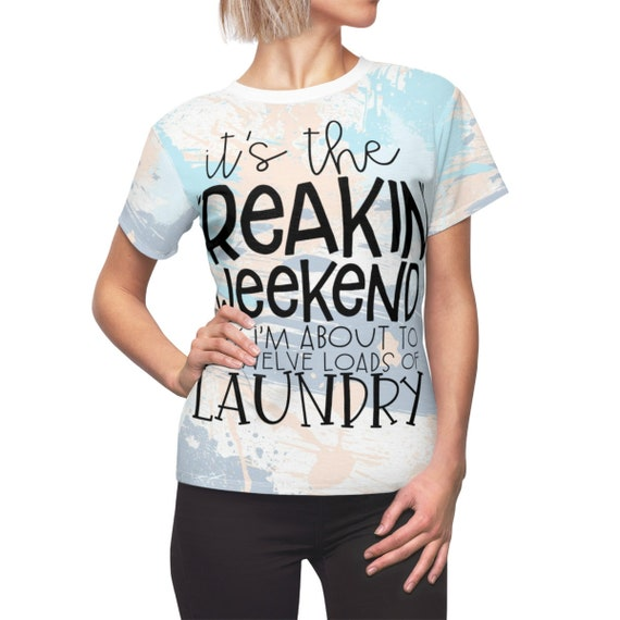 Women's Weekend Laundry Shirt