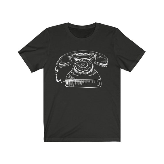 Telephone Unisex Jersey Short Sleeve Tee