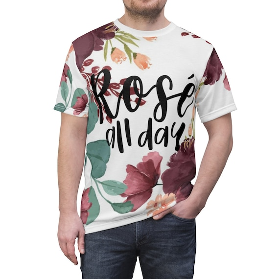 Rose all day Unisex Shirt