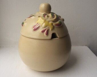 Vintage Harrods Honey Pot