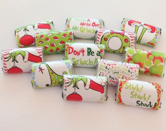 The Grinch Christmas Party.Grinch Party Etsy