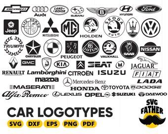 Car Logo Etsy