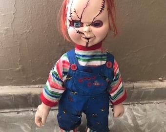 618ddd283ba4 Bride of Chucky Doll (Customized) OOAK