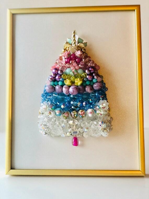 Unicorn Christmas Tree